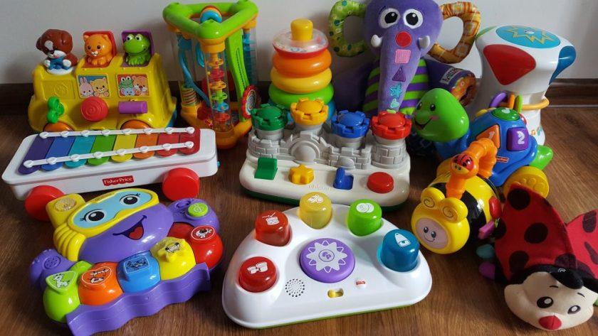 Zabawki edukacyjne i interaktywne 6mc+ 1