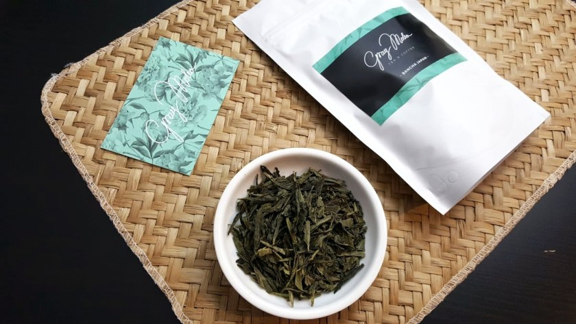 Świat herbaty Gray Moka 2