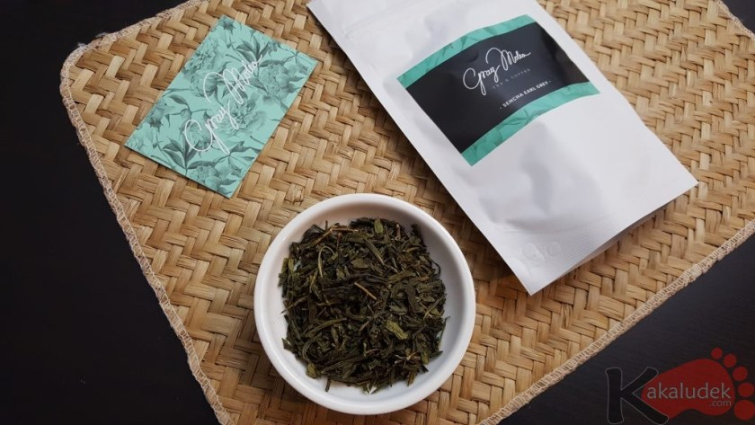 Świat herbaty Gray Moka 9
