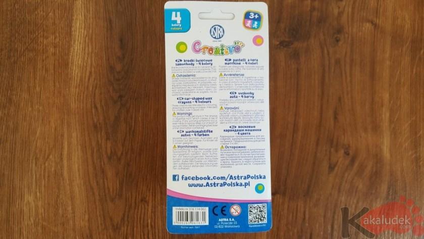 kredki dla dzieci 12mc+ 15