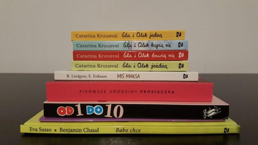 Książki 12mc+ 64