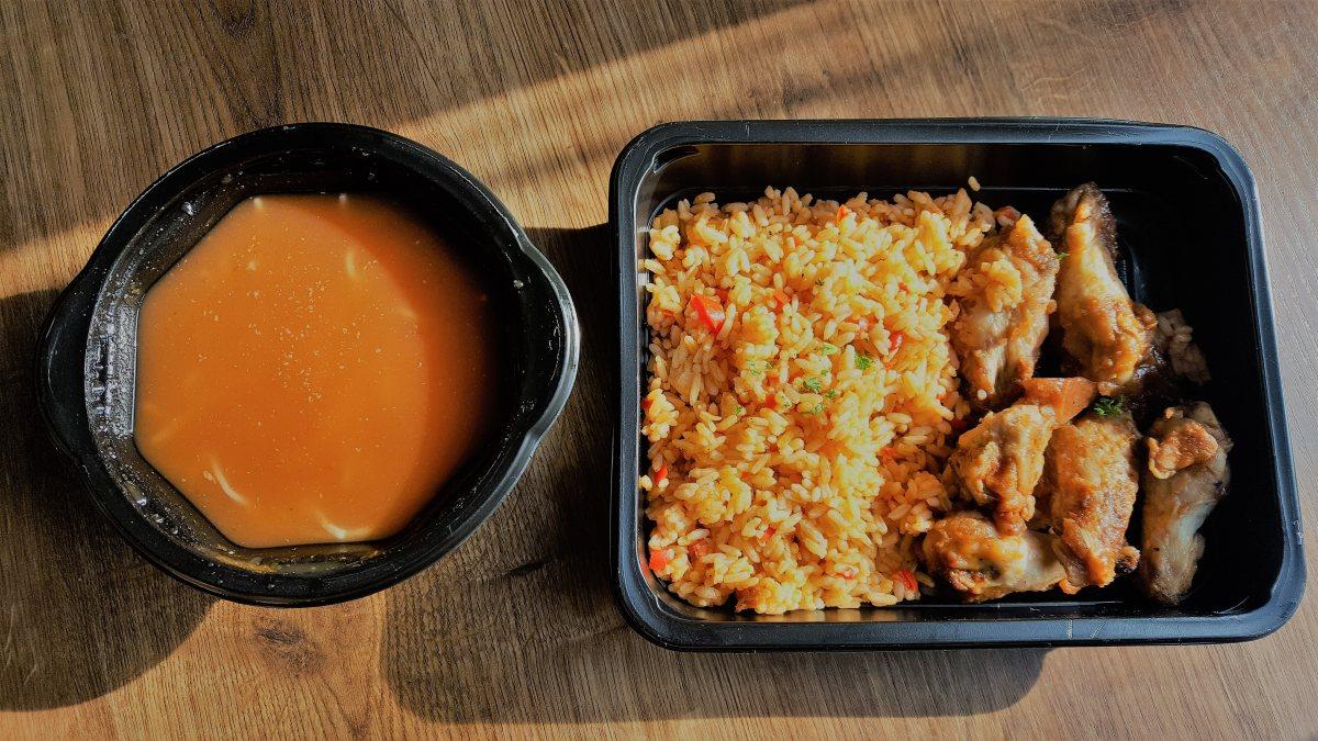 Abonament obiadowy od Pan Pyra Catering Poznań