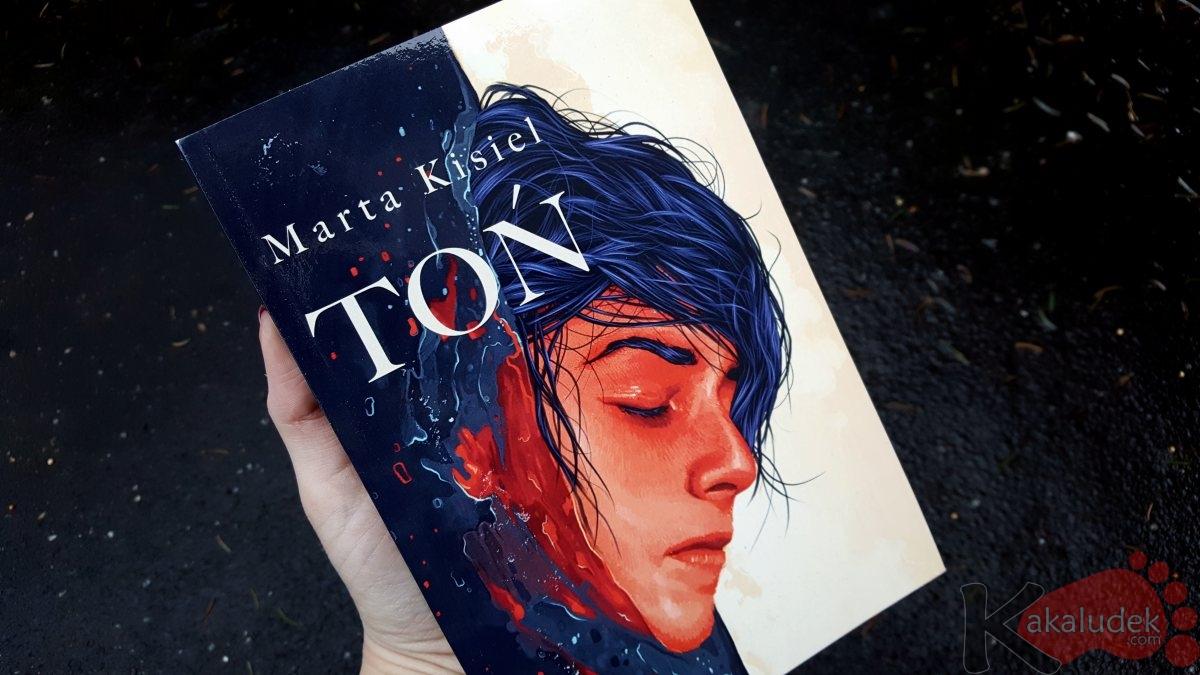 Toń - Marta Kisiel [RECENZJA]