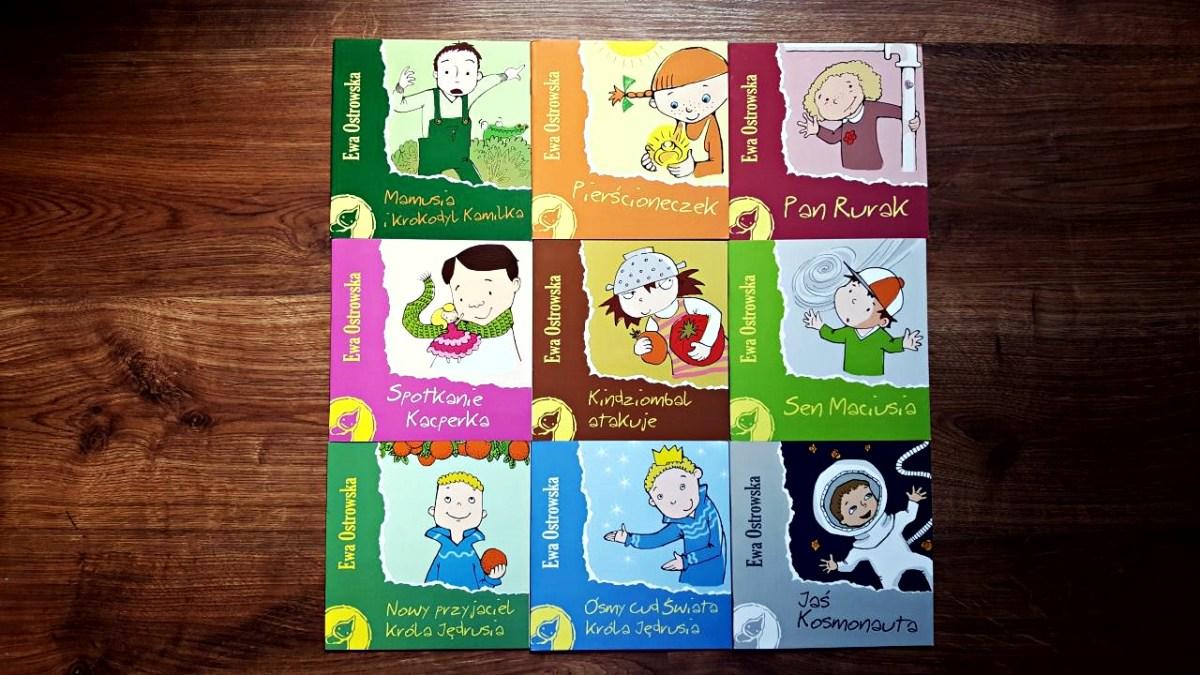 Z supełkiem - seria książek o dziecięcych rozterkach wydawnictwa Skrzat