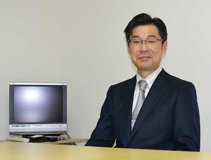 トラストファーマシー 専務取締役 白水氏