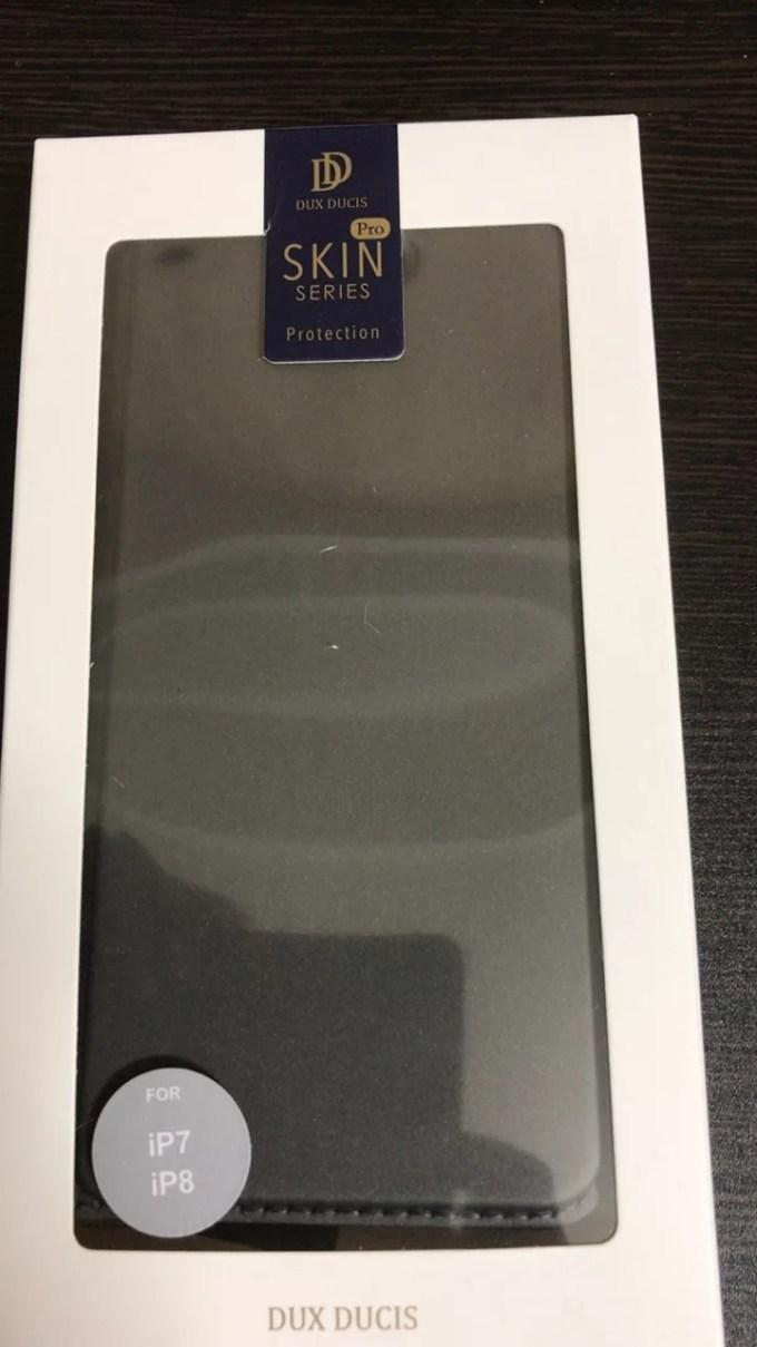 iPhone7/8手帳型ケース