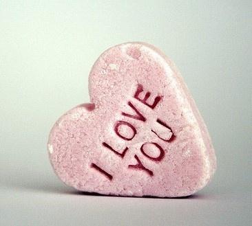 Ik houd van je