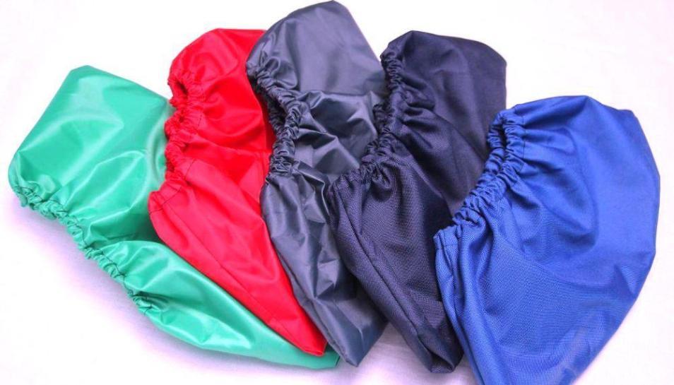 Пошив многоразовых бахил