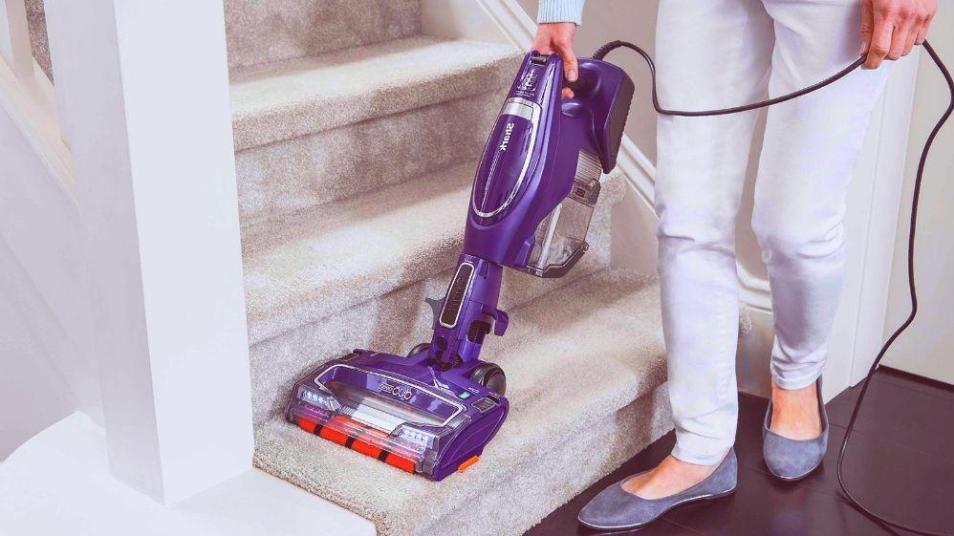 Современная бытовая техника для уборки дома