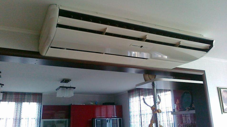 Настенно-потолочные сплит-системы
