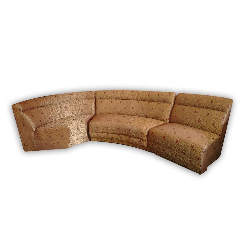 c shaped sofa set