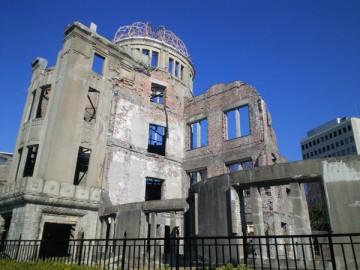 世界遺産 広島平和記念碑