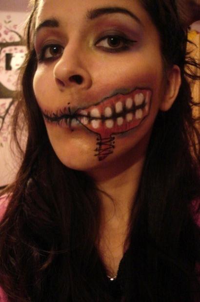 Макияж для Хэллоуина — Как нам? Женский портал обо всем!