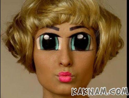 Макияж Куклы — Как нам? Женский портал обо всем!