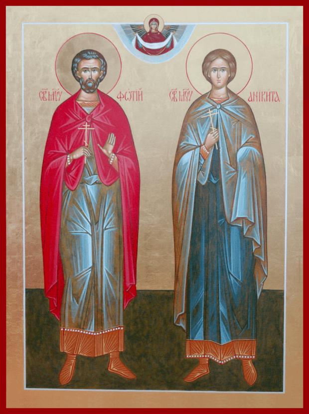 25 августа – Сегодня день Фотия и Аникиты. Домовые принимают гостей