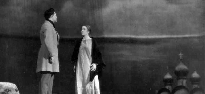Очень краткое содержание пьесы Гроза Островского