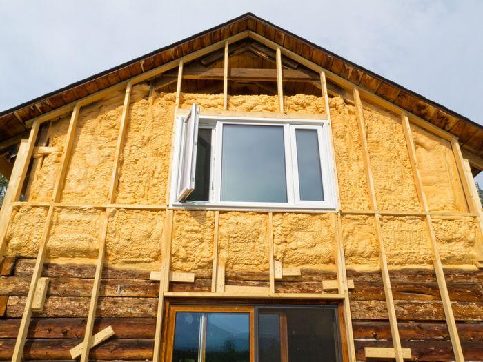 چگونه سایدینگ یک خانه چوبی را ببندید