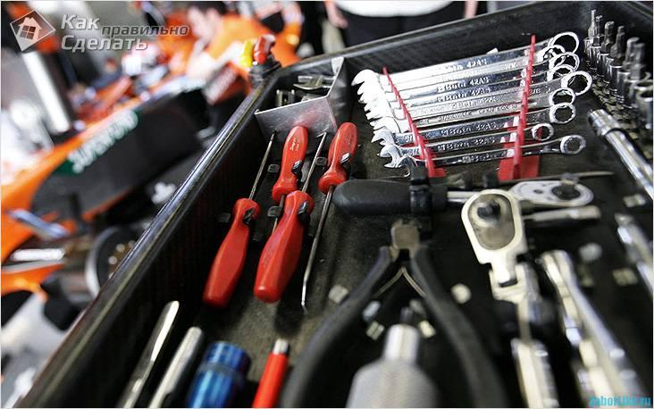 Nezbytné pracovní nástroje