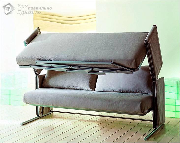 Mga Uri ng Transpormer Sofa.