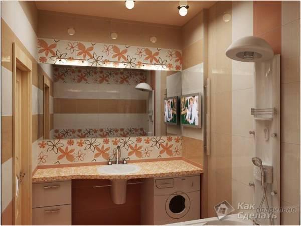 Как обустроить ванную комнату - обустройство ванной (+фото)
