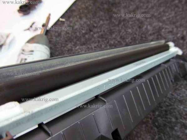 Инструкция по заправке картриджа HP CE285A