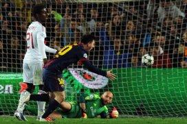 Barcelona vs Ac Milan 2nd leg UEFA Champions League 9