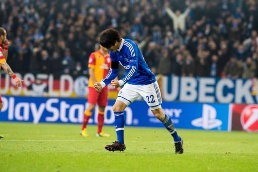 Schalke vs Galatasaray UEFA Champions League 2nd Leg Quarter Final