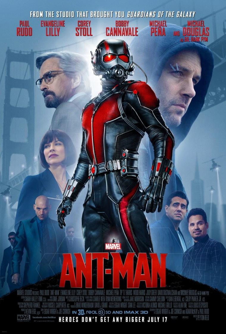 Ant-Man 2015 Poster