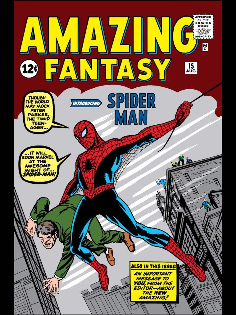 Spider-Man First Issue