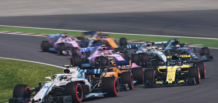 F1 2018 Screenshot 1