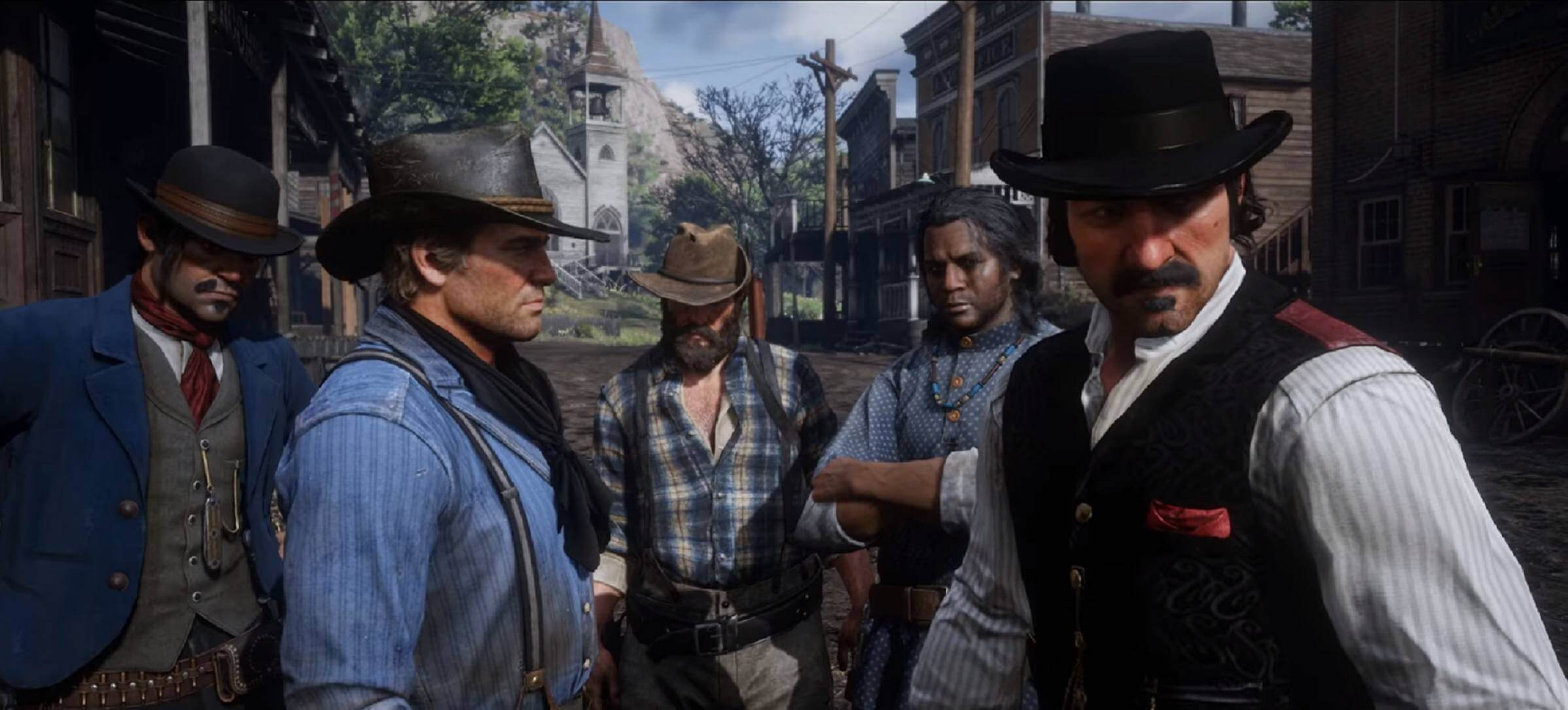 Here Are Your Red Dead Redemption 2 PSN Trophies