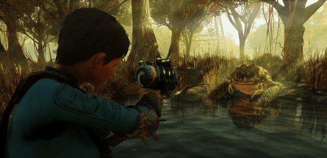 Fallout 76 Six