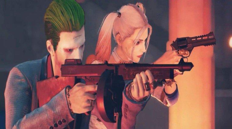PUBG Joker Harley Quinn