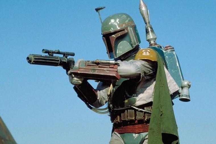 Star Wars The Clone Wars Boba Fett