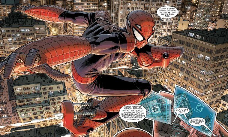 Aaron Aikman Spider-Man 2