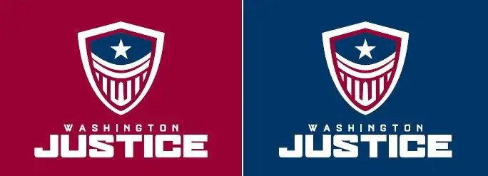 Washington Justice Overwatch League Logo