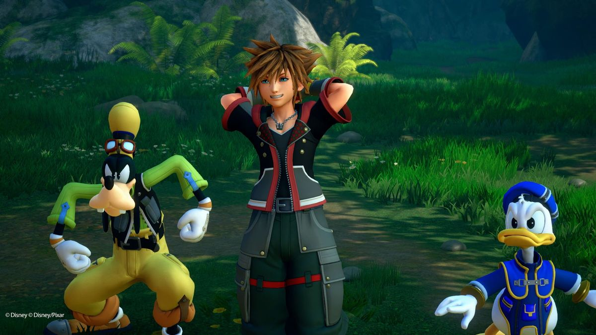 Here's Why Kingdom Hearts 3 Will Be Easy to Platinum