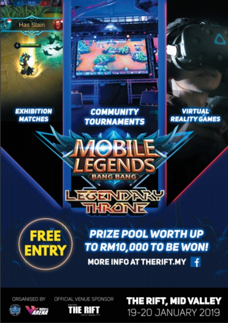 Mobile Legends Tournament