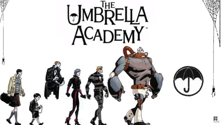 The Umbrella Academy Comics
