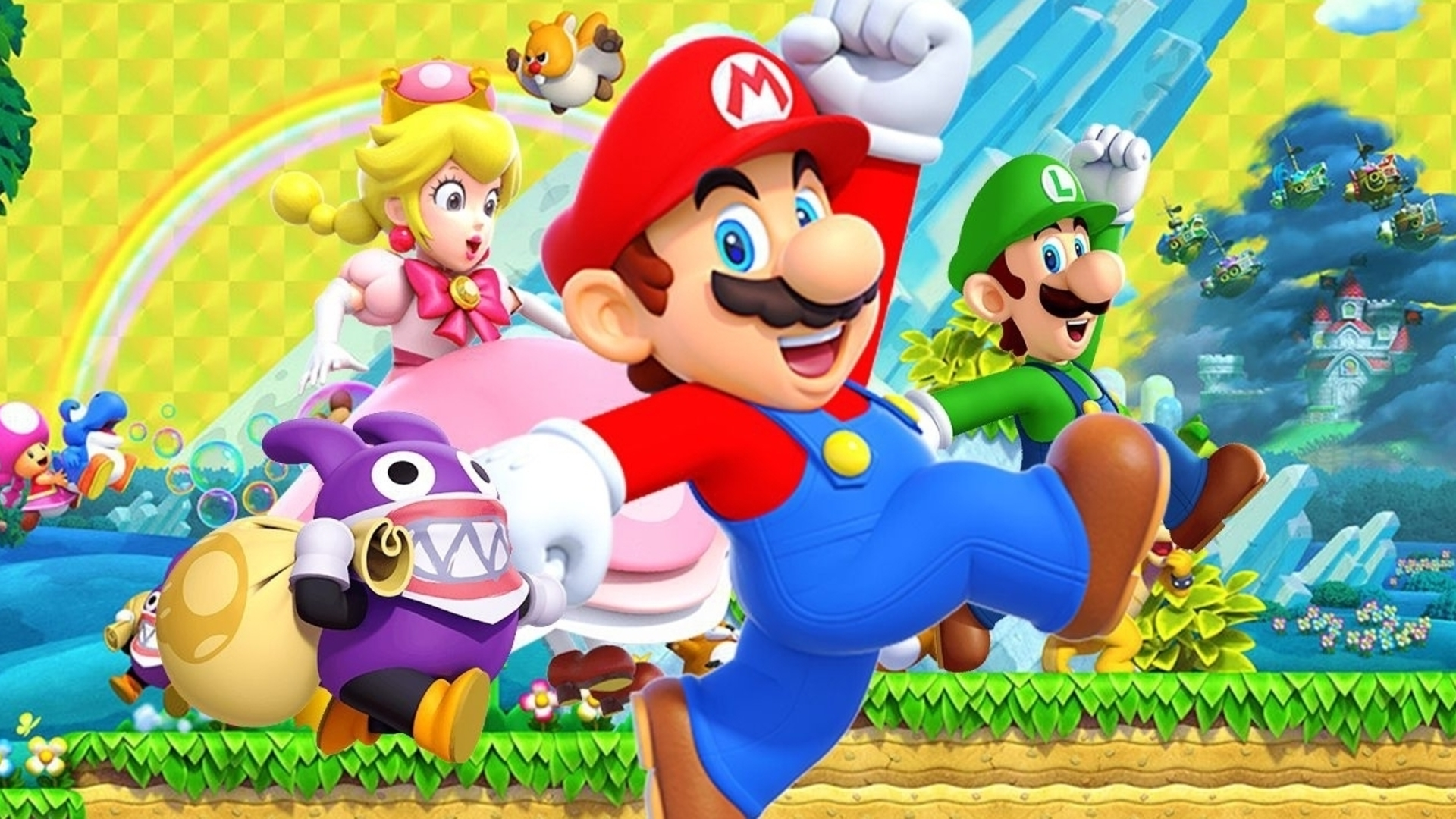 The Official Animated Super Mario Bros Movie Will Be Out In 3