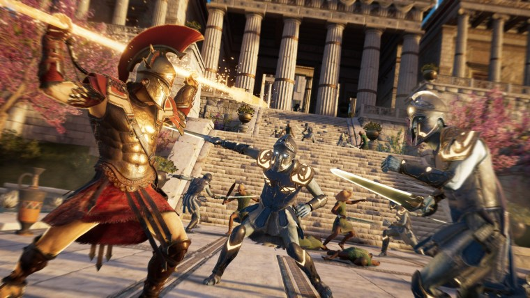 Assassin's Creed Odyssey Fields Of Elysium