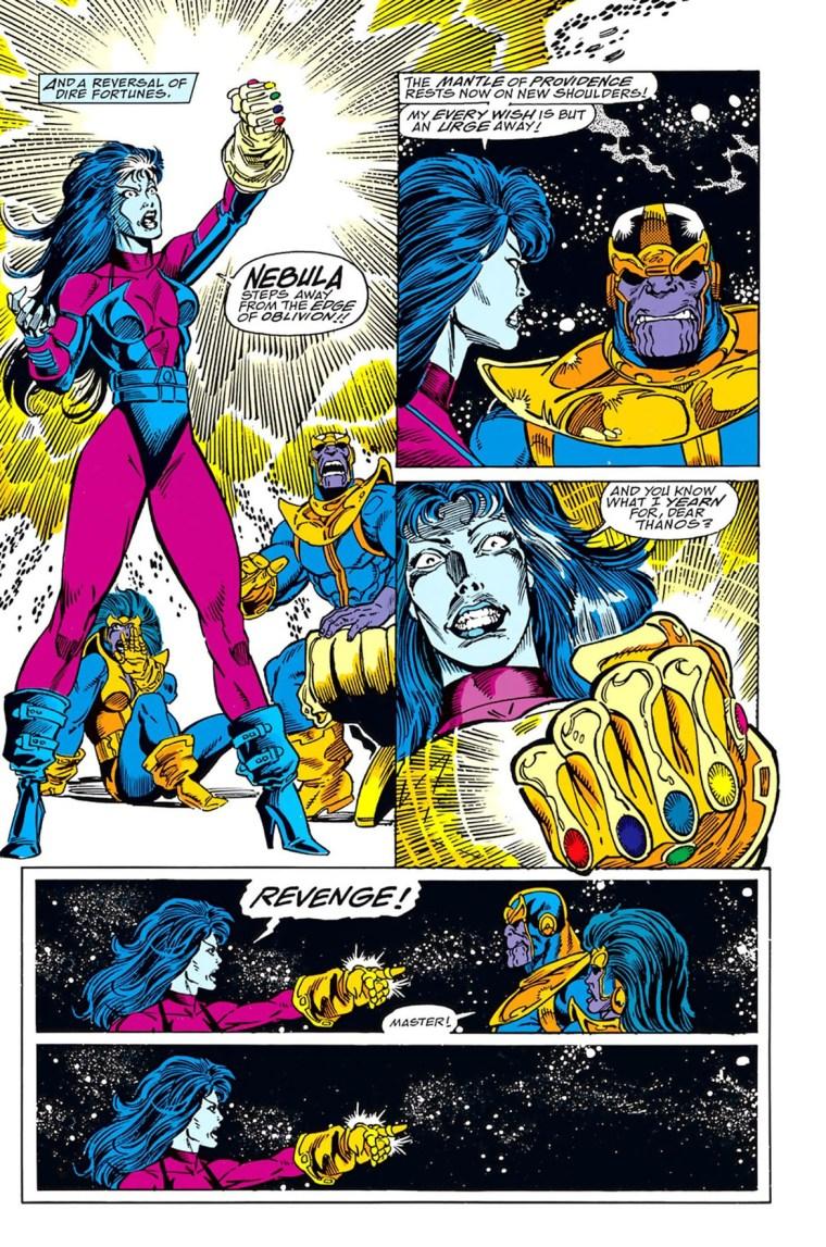 Infinity Gauntlet Nebula