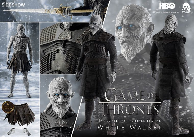 White Walker Game of Thrones Toy