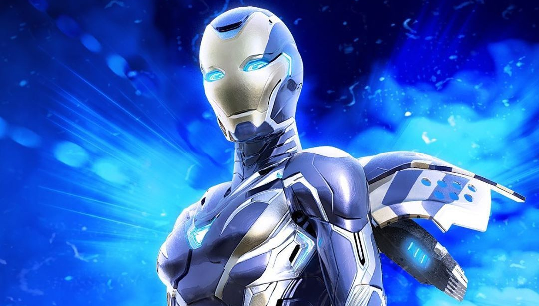 Here's Your First Look at Marvel's Avengers Endgame's 1/6th Hot Toys Rescue Armor