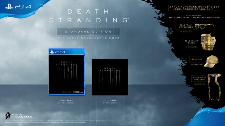 Death Stranding Standard Edition