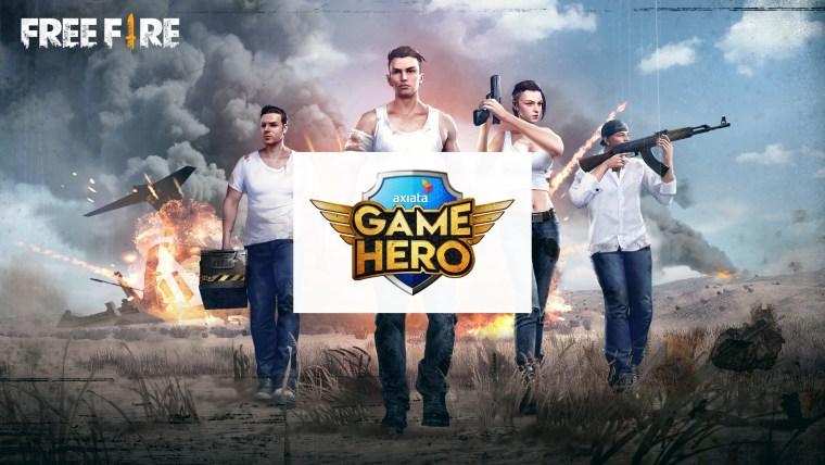Axiata Game Hero Free Fire