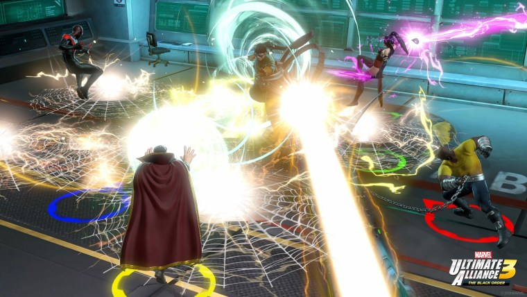 MARVEL ULTIMATE ALLIANCE 3 The Black Order E3 (6)