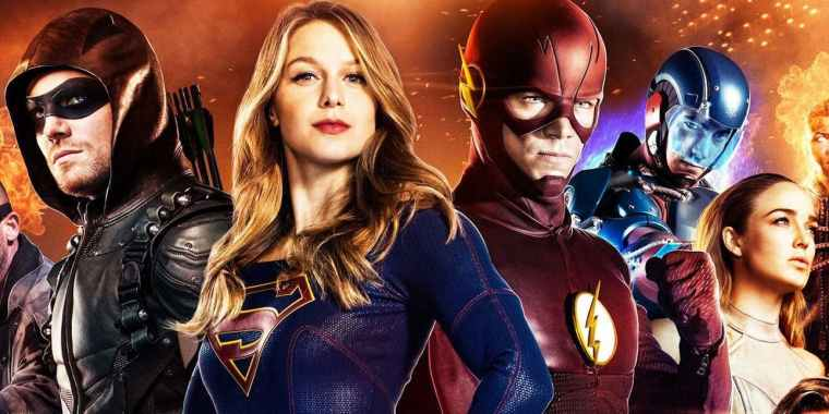 Arrowverse HBO Max