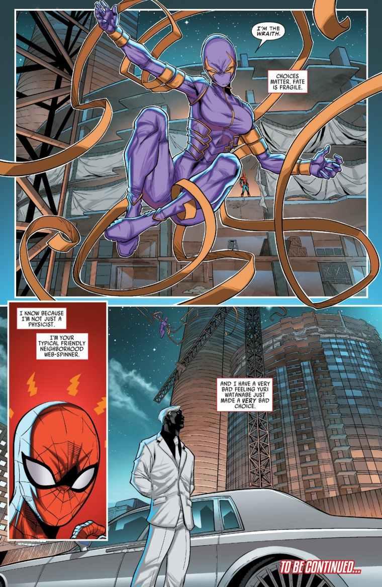Spider-Man PS4 Velocity 7