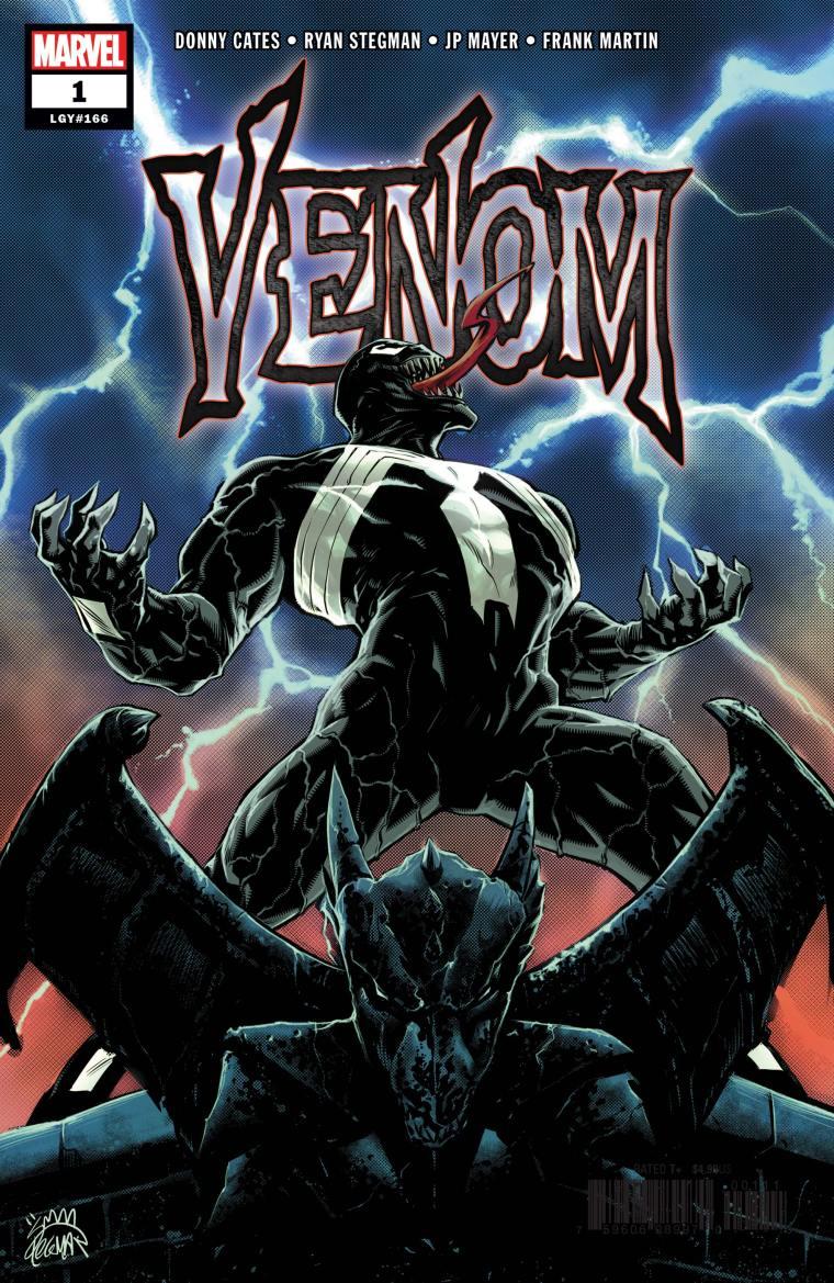 Venom Donny Cates